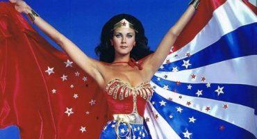 ¡La primera imagen de Lynda Carter como presidenta en Supergirl!