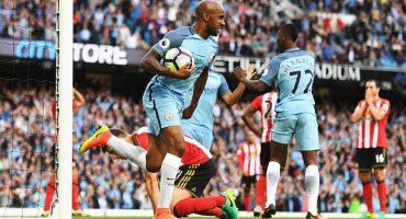 Sufriendo, pero el Manchester City triunfa ante el Sunderland