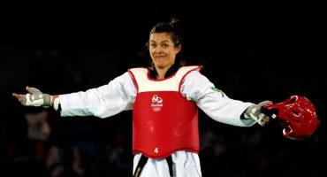 María del Rosario Espinoza se quedó con la medalla de plata