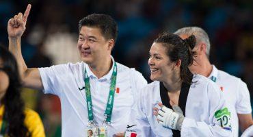 Así ganó María del Rosario Espinoza sus tres medallas olímpicas