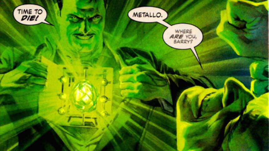 Metallo llega con todo a la segunda temporada de Supergirl