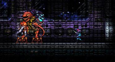 Metroid: Samus vs Sa-X