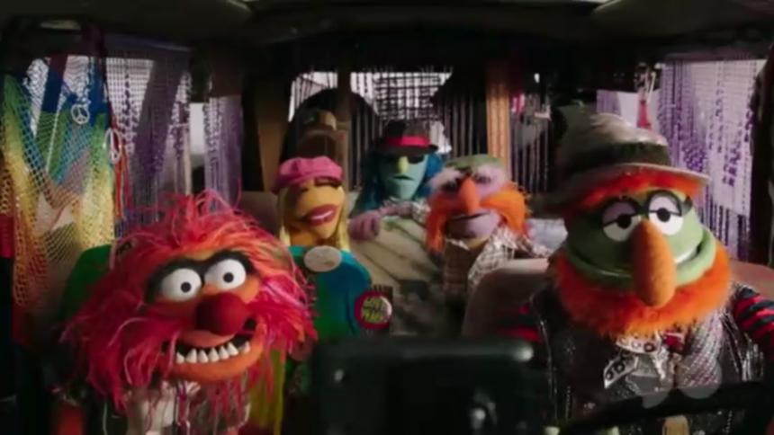 Revive la increíble presentación en vivo de The Muppets en Outside Lands
