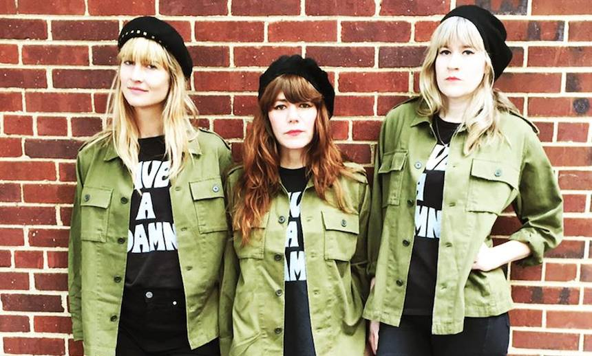 Nice As Fuck, la banda de Jenny Lewis, comparte video de