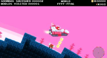 Mario y No Man's Sky… ¿podría haber una mejor combinación?
