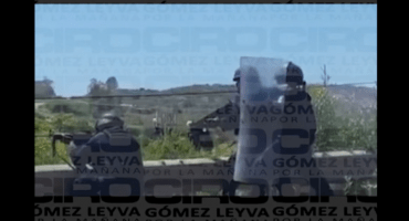 Un nuevo video muestra la participación de policías estatales en Nochixtlán