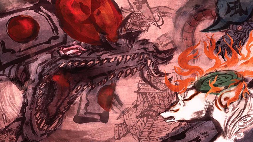 Un Sol Incandescente: Orochi vs Amaterasu