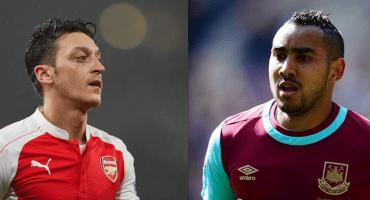 ¿Özil o Payet? Arsenal y West Ham discuten por quién es mejor