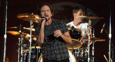"""Pearl Jam dedica cover de """"Draw The Line"""" a Joe Perry de Aerosmith"""