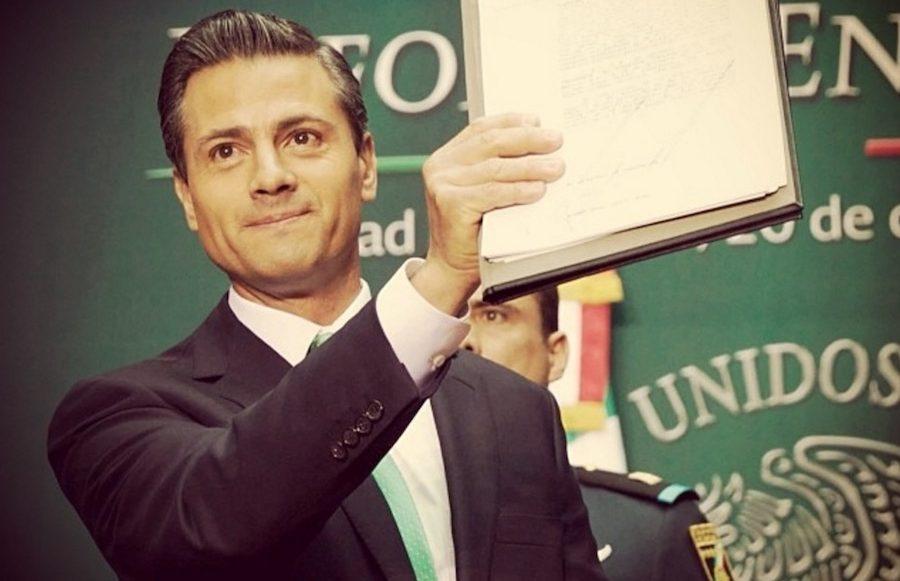 Enrique Peña Nieto - Reforma Energética - Instagram.