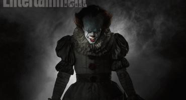 """Les presentamos una imagen más de Pennywise en el nuevo filme """"It"""