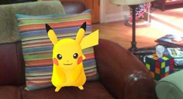 ¡Pikachu aparece en el set de The Big Bang Theory!