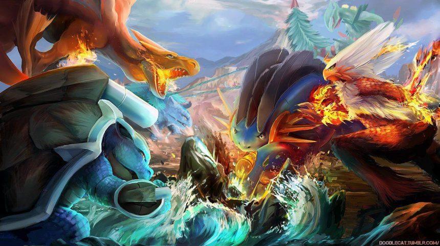 Por qué los juegos originales de Pokémon son mejores que Pokémon Go