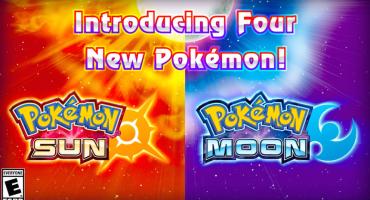 Conozcamos a tres nuevos Pokémon para las versiones Sun/Moon