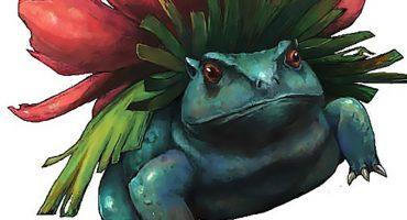 Pokémon realistas: el trabajo de un artista japonés que vale la pena ver