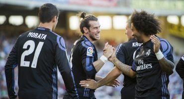 Real Madrid abre su campaña con triunfo ante la Real Sociedad