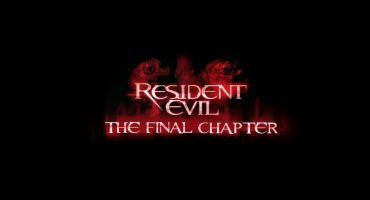 Chequen el póster de Resident Evil: The Final Chapter