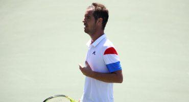 Primera sorpresa del US Open: Richard Gasquet cae en la ronda inicial