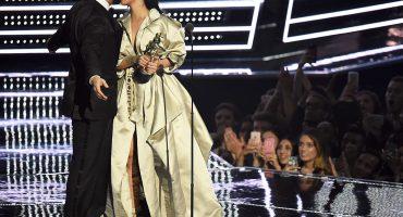 Después de todo, tal vez Rihanna y Drake sí se besaron en los VMA