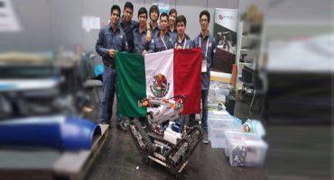 Vámonos al Ángel, México es tricampeón de la RoboCup