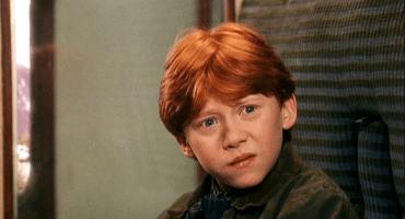 El día que Rupert Grint conoció a Ron Weasley