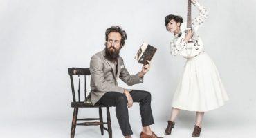 Escucha la colaboración entre Sam Beam (de Iron & Wine) y Jesca Hoop