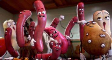 Las cosas se salen de control en este clip de Sausage Party