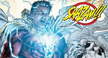 Es oficial: Shazam se une al Universo Fílmico de DC