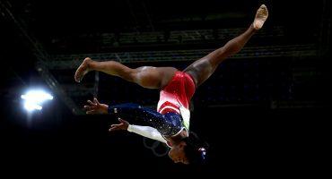 Simone Biles y el equipo de gimnasia estadounidense se quedó con el oro