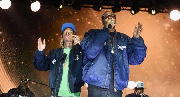 Demandan a Snoop Dogg y a Wiz Khalifa por valla que colapsó en su show