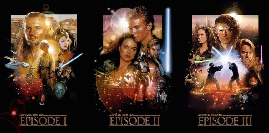 Star Wars Precuelas