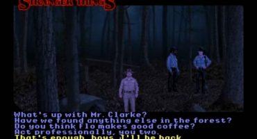 Este juego basado en Stranger Things es un gran tributo a los títulos de los 80