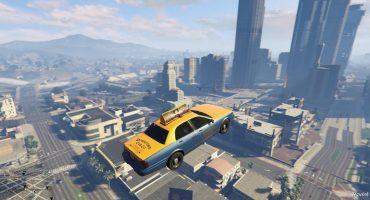 Si tan solo fuera una realidad: conozcan al taxi volador