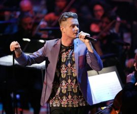 tom chaplin, de keane, estrena cancion