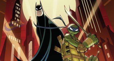 Las Tortugas Ninja y Batman se volverán a reunir en un nuevo cómic
