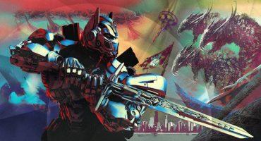Se revela el diseño de Drift para Transformers: The Last Knight