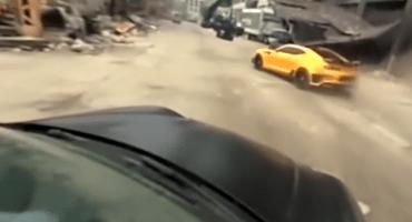 Alucinen con este video 360 de Transformers: The Last Knight