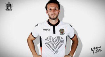 El equipo de Niza de futbol portará en su uniforme el nombre de las víctimas del atentado