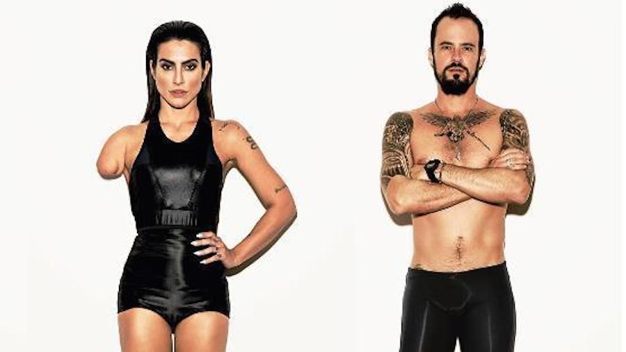 Vogue Brazil photoshopea modelos para hacerlos ver como atletas paralimpicos