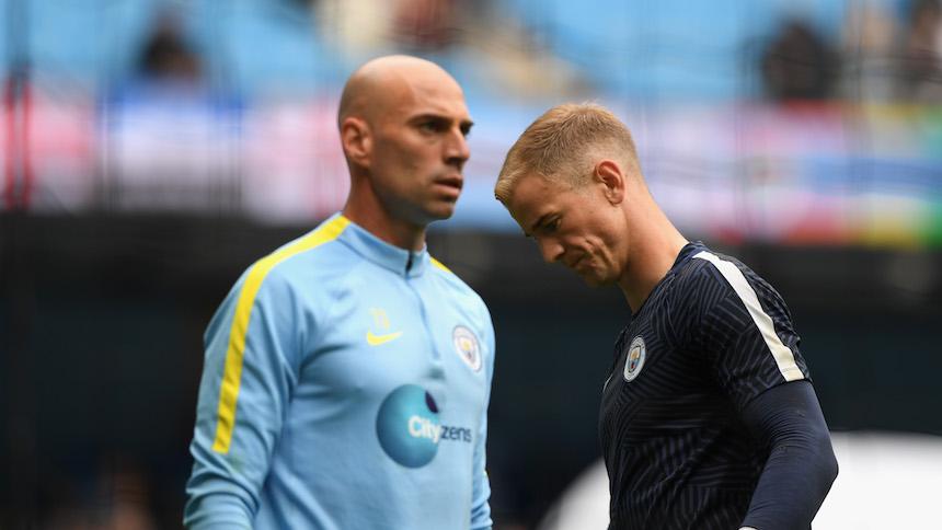 ¿Qué pasa con la portería del Manchester City?