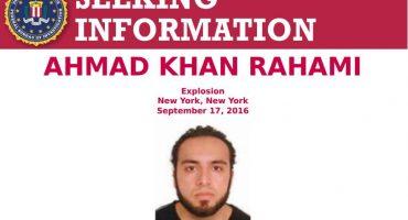 Capturan a Ahmad Khan Rahami, sospechoso de explosiones en Manhattan