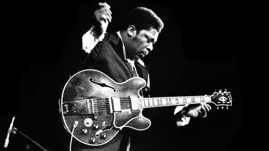 Celebramos el aniversario de B.B. King con esta playlist