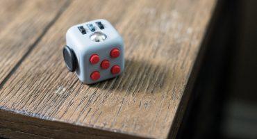 Fidget Cube, ¡justo lo que necesitamos para liberar el estrés!