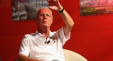 Suiza abre investigación contra Franz Beckenbauer por fraude