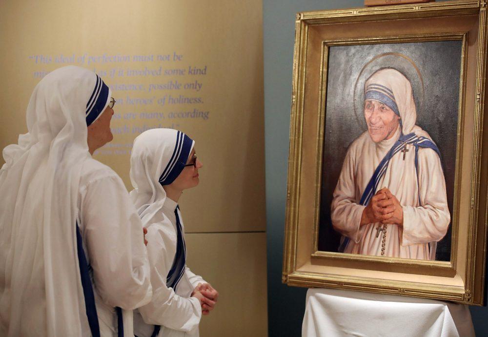 La ganadora del Nobel que se convirtió en santa: la Madre Teresa de Calcuta