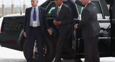El incidente con el que recibieron a Obama en China por la Cumbre G20