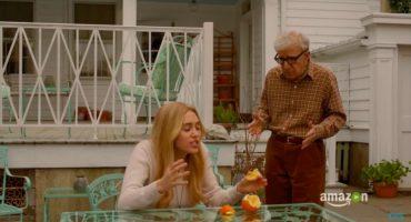 Miley Cyrus habla de cómo es trabajar con Woody Allen