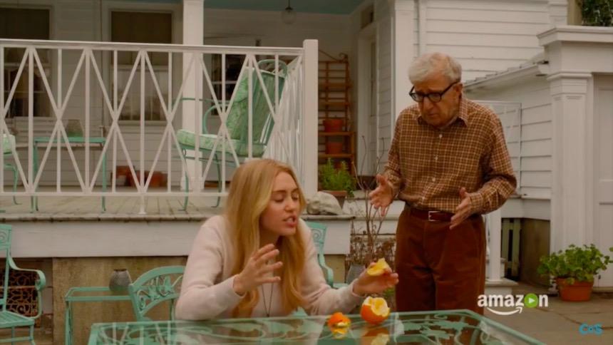Mira el nuevo trailer de 'Crisis In Six Scenes', la serie de Woody Allen con Miley Cyrus