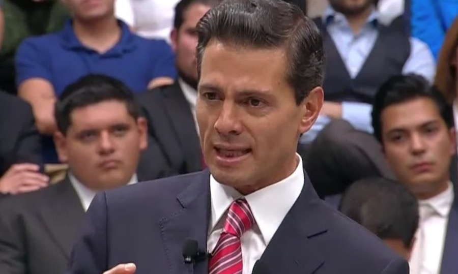 Enrique Peña Nieto - Cuarto Informe de Gobierno.