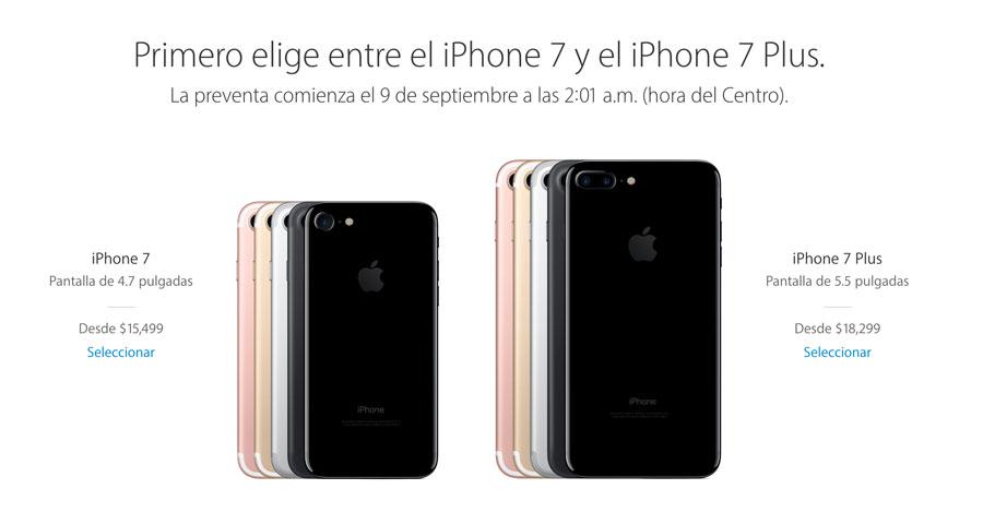 precio-iphone-7